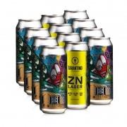 Cerveja Tarantino ZN Lager - 12 Pack (R$9,90/lata)