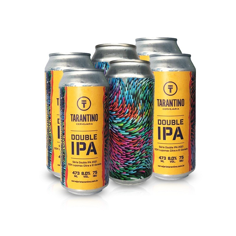 Double IPA - 06 Pack