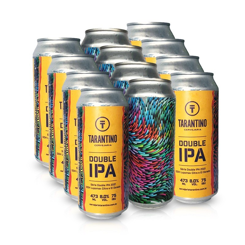 Double IPA - 12 Pack