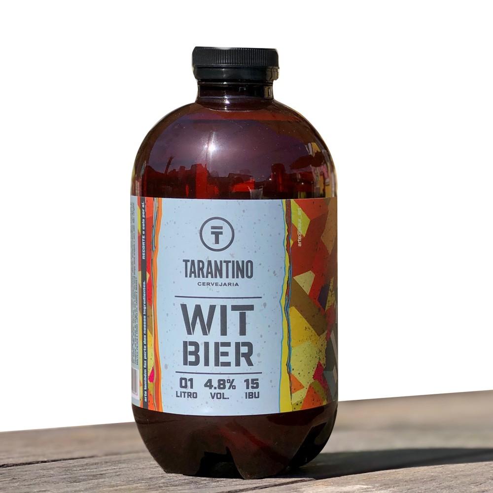 Growler Witbier - 1 Litro