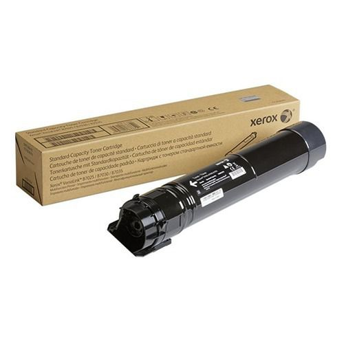 Cartucho De Toner Xerox C7020/7025/7030 Black 22k Páginas 106R03745