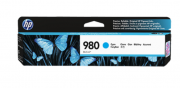 CARTUCHO DE TINTA HP 980 D8J07A CIANO   X585Z X555DN X555XH X585DN X585F   ORIGINAL 86,5ML