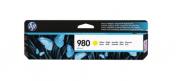 CARTUCHO DE TINTA HP 980 D8J09A AMARELO | X585Z X555DN X555XH X585DN X585F | ORIGINAL 83ML