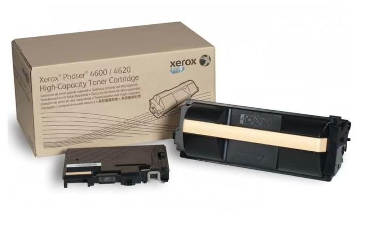 Cartucho De Toner Xerox 4600/4620 Preto 106R01536