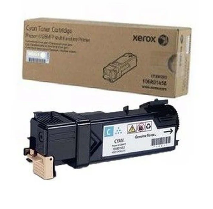 Cartucho De Toner Xerox 6128Mfp Ciano 5.9K 106R01456  2,5K