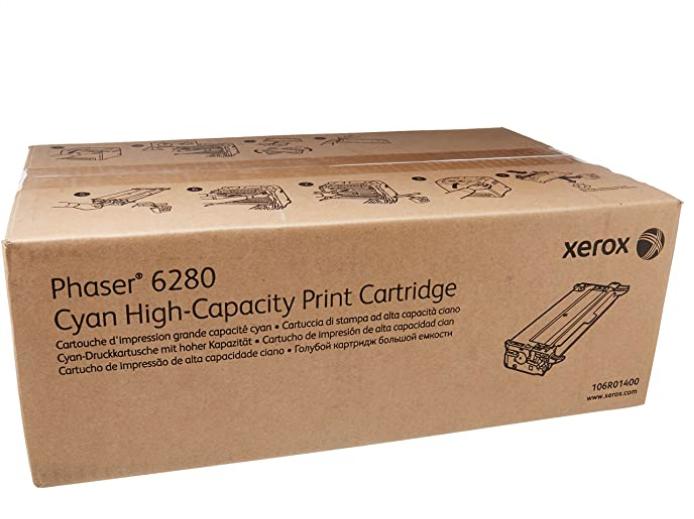 Cartucho De Toner Xerox 6280 Magenta 106R01401  5,9K