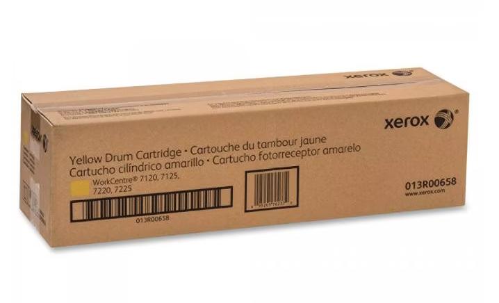 Cartucho De Toner Xerox Amarelo 013R00658