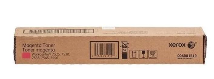 Cartucho De Toner Xerox Magenta 006R01519 15K