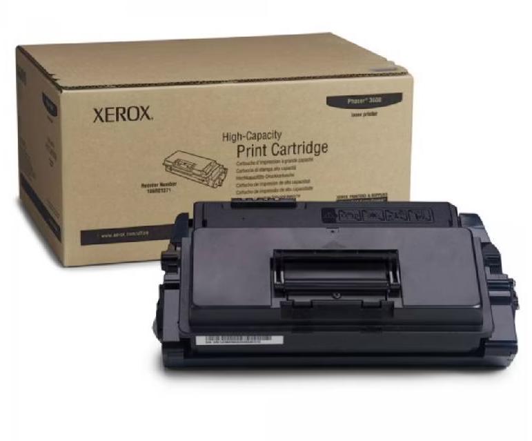 Cartucho De Toner Xerox Phaser 3600 Preto 106R01371
