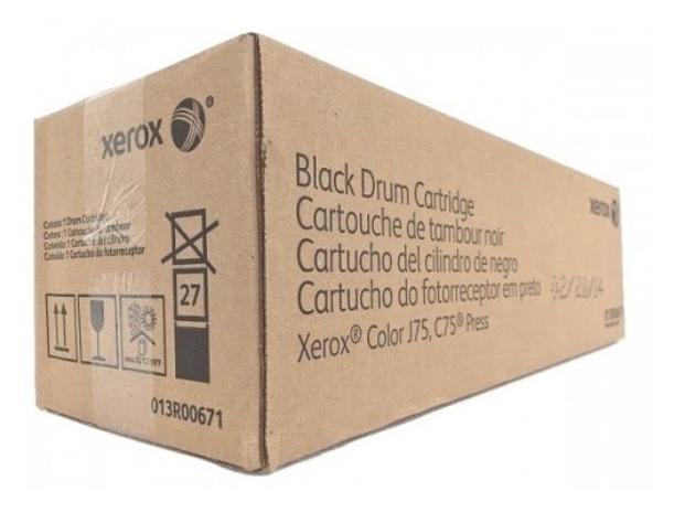 Cilindro Xerox Preto Para C75 J75 013R00671