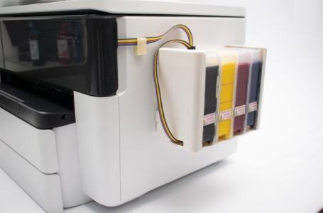 HP MULTIFUNCIONAL JATO DE TINTA COLOR 7740 – COM BULK INK