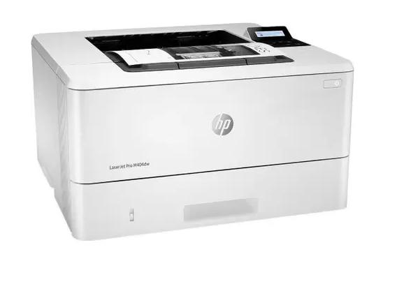 Impressora HP Laserjet PRO M404DW, Laser Monocromática, Wi-Fi e USB - 110V