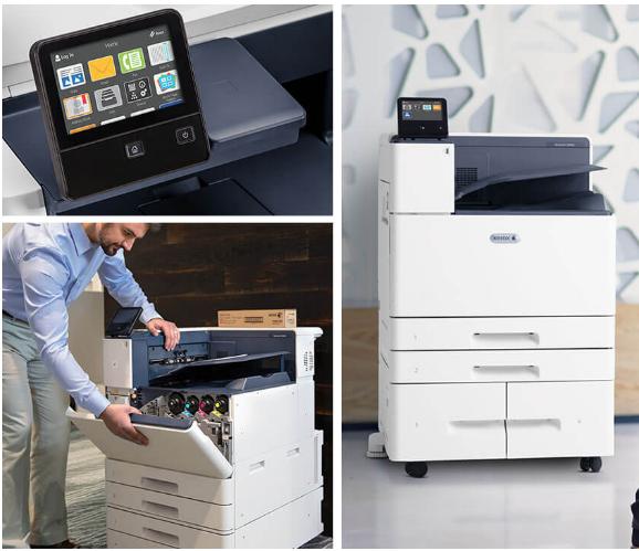 Impressora Xerox Versalink C9000Dt A3 Laser 110V