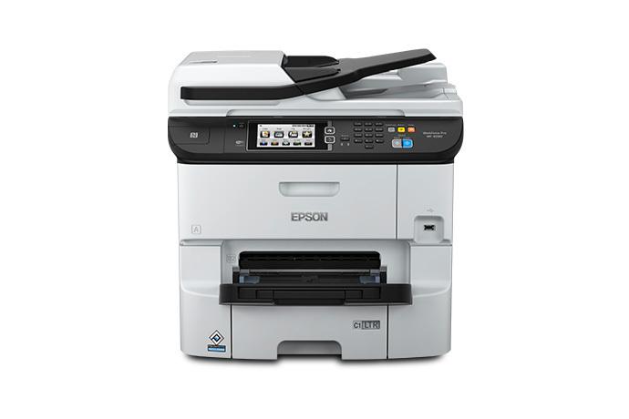 Impressora Mfp Epson Wf-6590 A4 WorkForce Pro Wifi