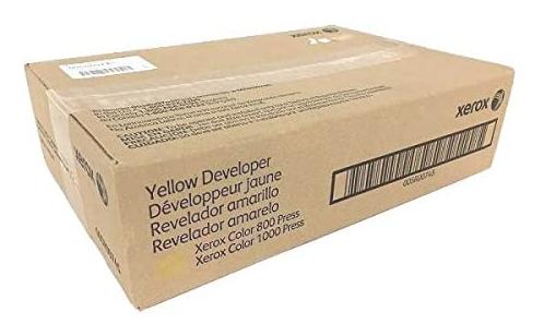 Revelador Xerox amarelo X1000 005R00745