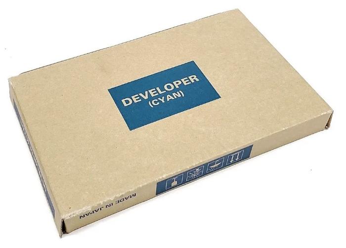 Revelador Xerox ciano X560 X700 C70  005R00731