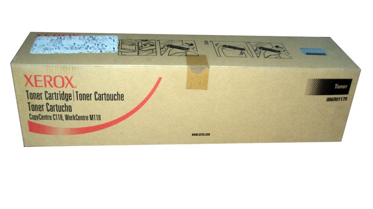 Cartucho De Toner Xerox M118 Preto 006R01179 11K