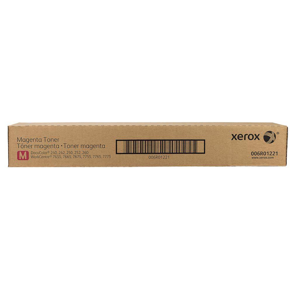 TONER XEROX DC251/252/7775/7765 Magenta Original 34K - 006R01221