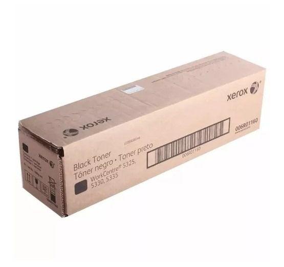 Cartucho De Toner Xerox 5325 Preto 006R01160 30K