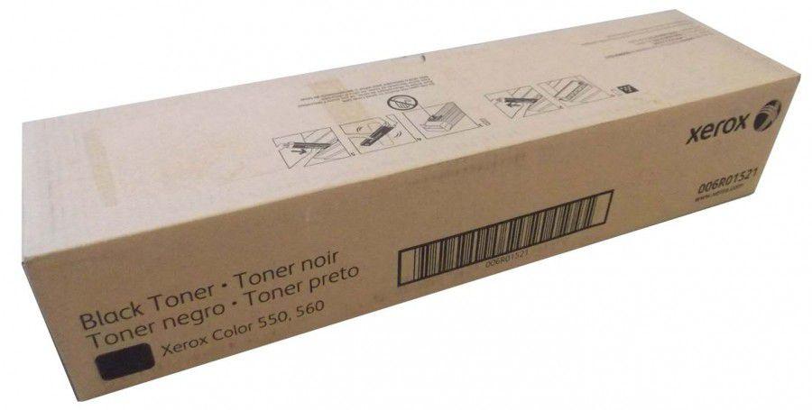 Toner Xerox Preto X550/ X560 30K -  006R01529