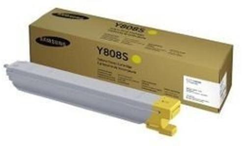 Toner Original Samsung Clt-y808s Y808 Yellow | X4300LX X4250LX X4220RX | 20k