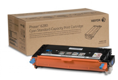 Toner Original Xerox 6280 - 106R01400 CYAN 5,9K