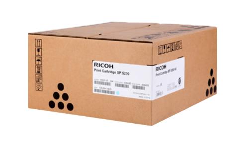 TONER RICOH SP5200 SP5210 SP5210SF SP5200DN 5210SF 5200DN 5200K TONER DE SERVIÇO   ORIGINAL 25K