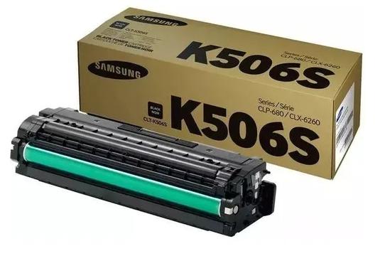 Toner Samsung Clt-k506s Black 100% Original - Clx-6260fr , Clp-680nd