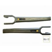 Kit 12 - Acessórios Pistola de Projeção