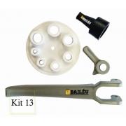 Kit 13 - Acessórios Pistola de Projeção