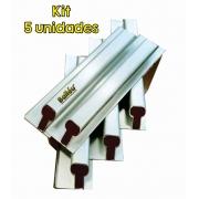 Kit - Paleta espátula Beta 40CM para assentamento de bloco estrutural (5 unid.)