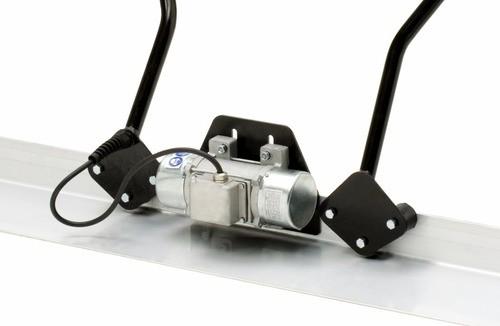 Régua Vibratória Elétrica  lamina de 1,5 Mts