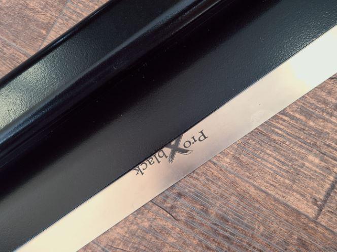 Desempenadeira Premium ProX black 60 cm com suporte
