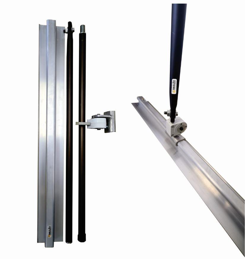 Float Aluminio - Niveladora de Concreto 1,50m