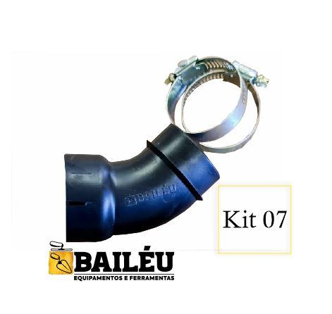 Kit 07 - Acessórios Pistola de Projeção