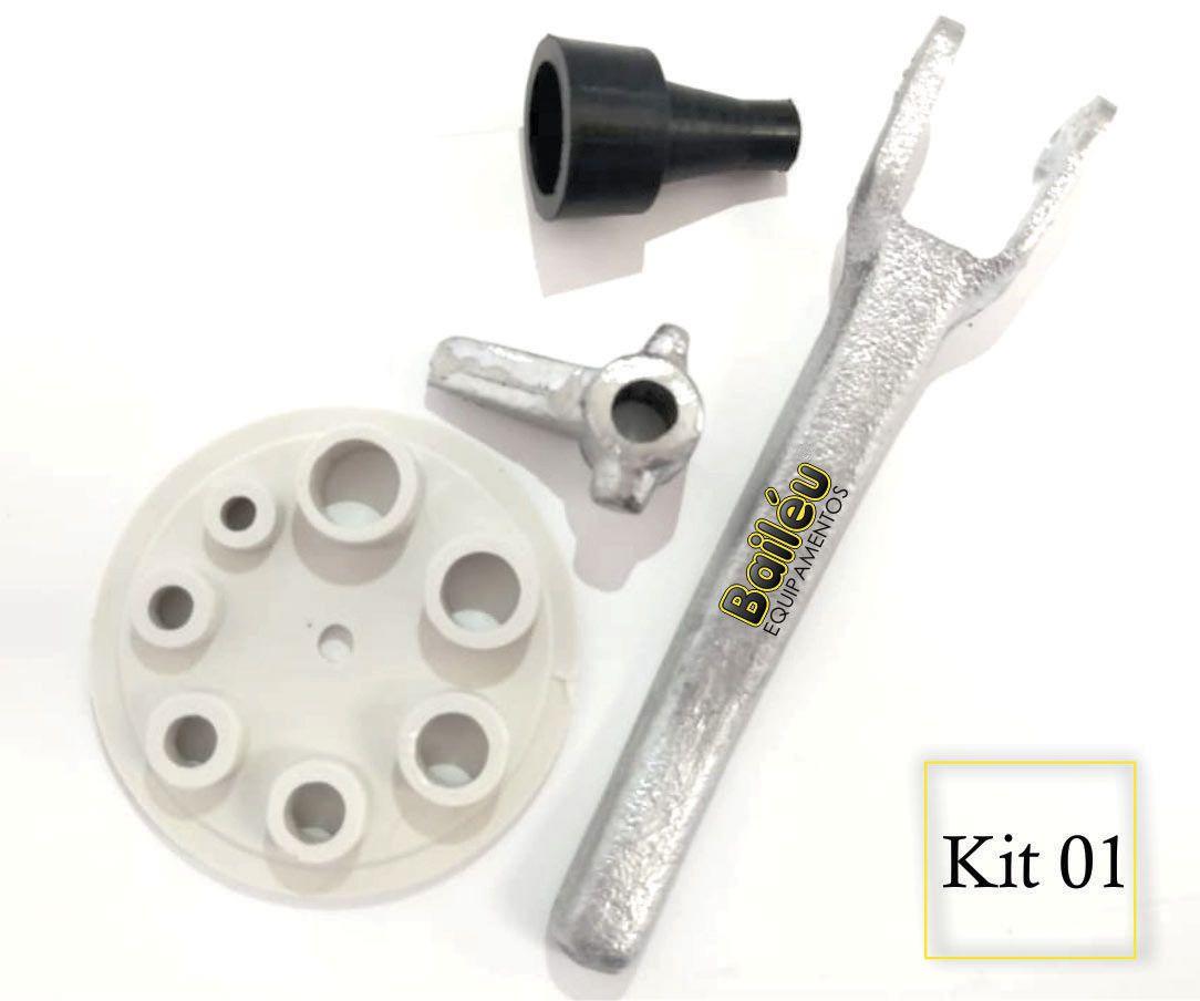 Kit 01 - Acessórios Pistola de Projeção