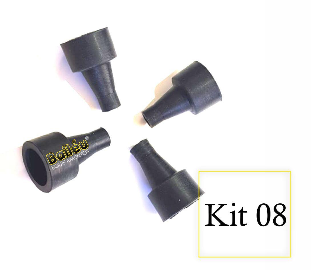 Kit 08 - Acessórios Pistola de Projeção