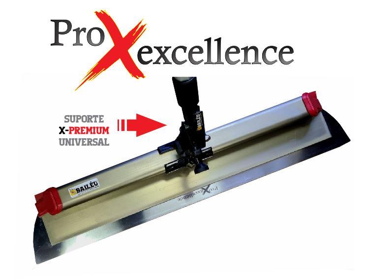 Kit Desempenadeira Premium ProX 60 cm com suporte