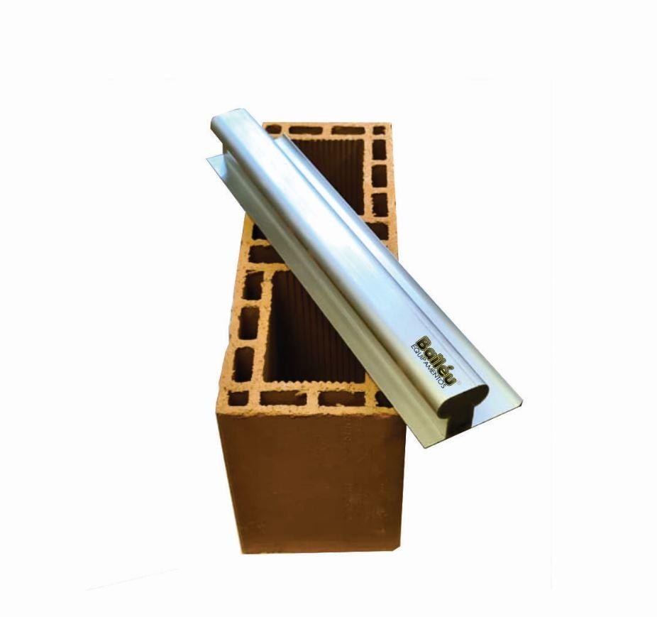 Paleta espátula Beta 40CM para assentamento de bloco estrutural