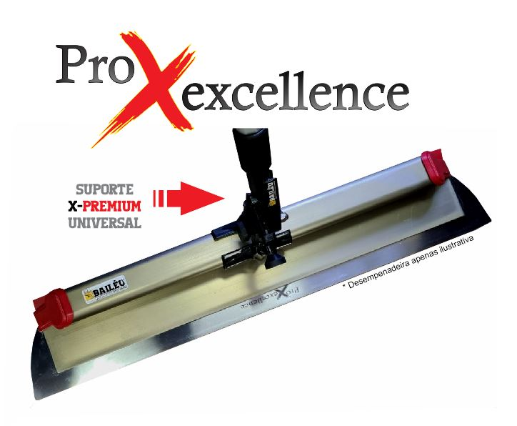 Suporte X-Premium para Desempenadeira