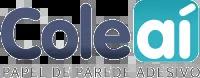 Cole aí | Papel de Parede Adesivo
