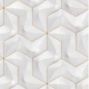 Papel de Parede Efeito 3D Lavável CO-705 - Cole Aí