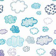 Papel de Parede  Nuvem CO-223 Cole Aí