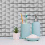 Papel de Parede Para Banheiro Pastilha CO-504 - Cole Aí