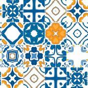 Papel de Parede Para Cozinha Azulejo CO-414 - Cole Aí