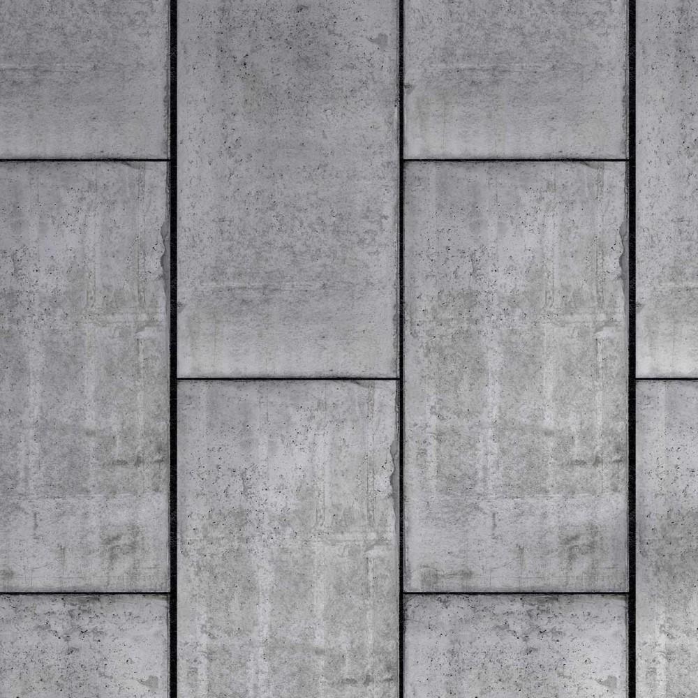 Papel de Parede Adesivo Lavável Cimento Queimado CO-642 - Cole Aí