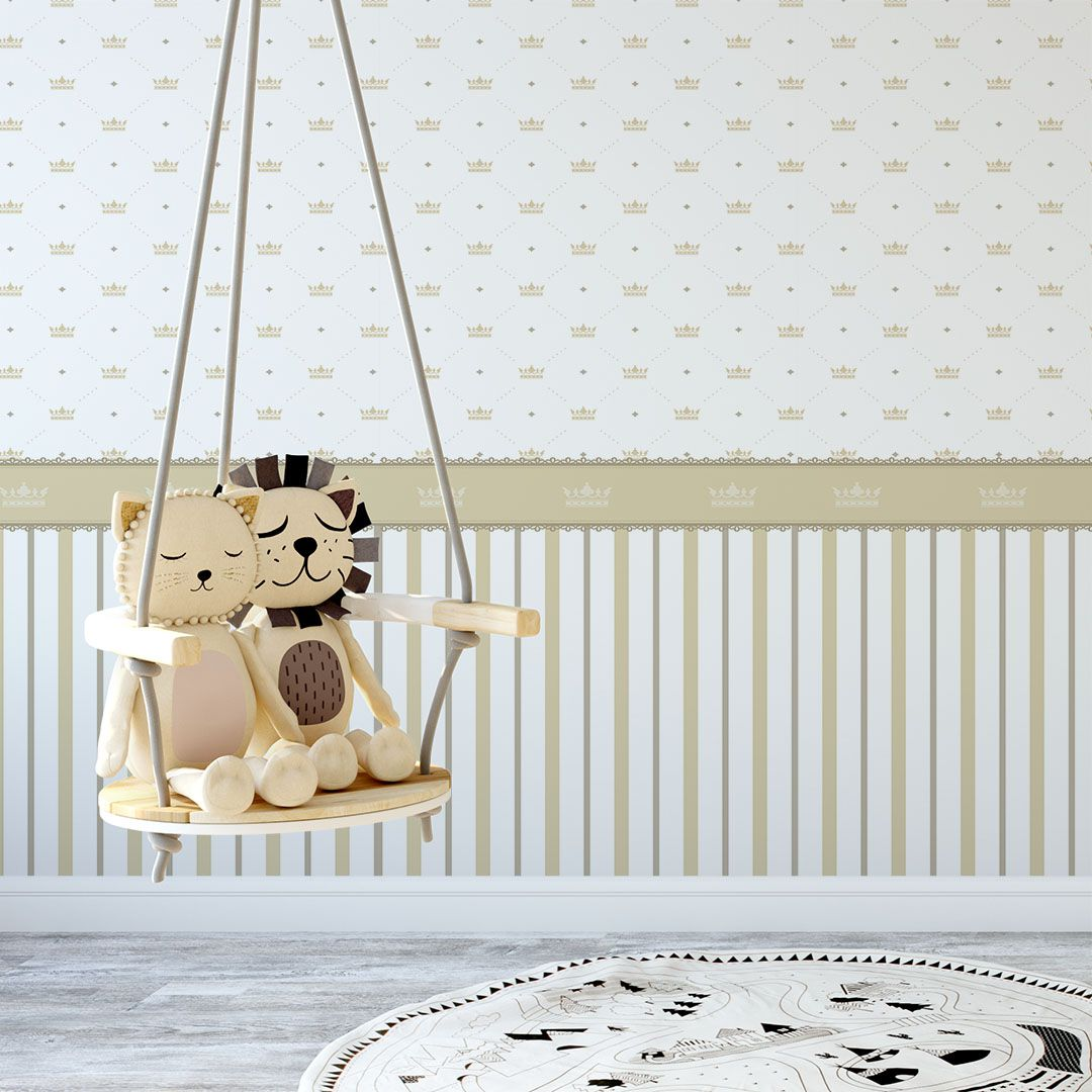 Papel de Parede  Baby CO-216 Cole Aí