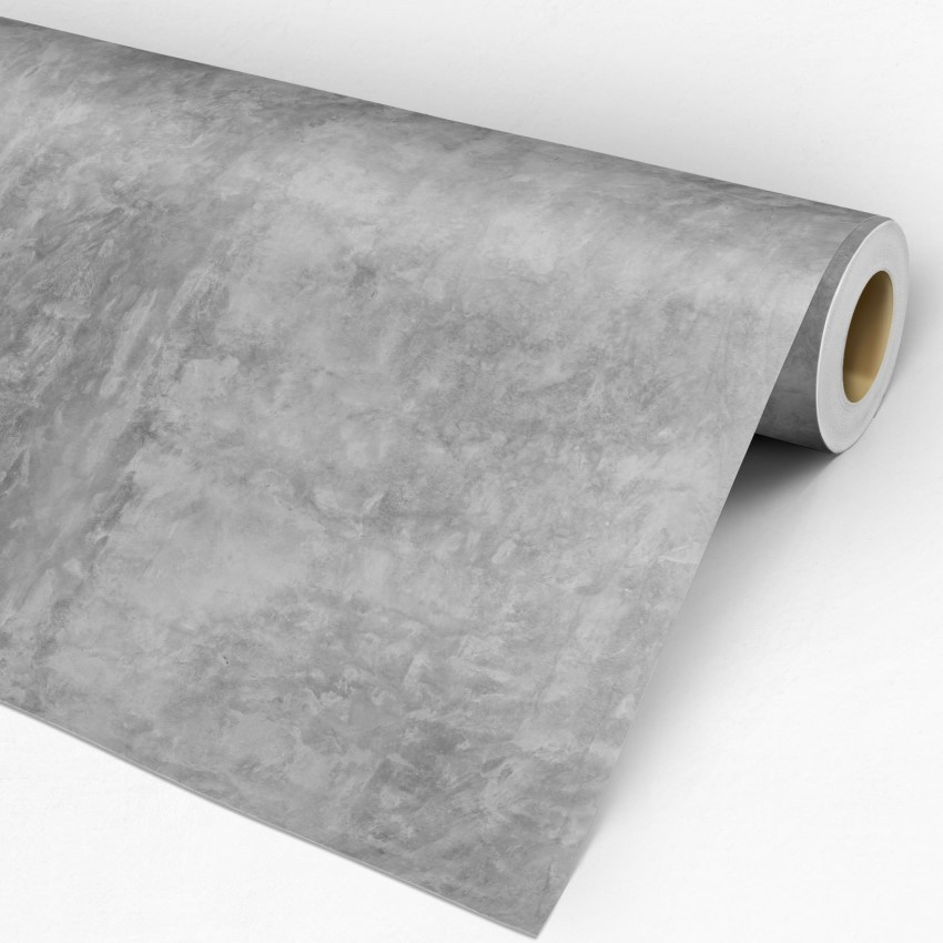 Papel de Parede Lavável Cimento Queimado CO-637 - Cole Aí