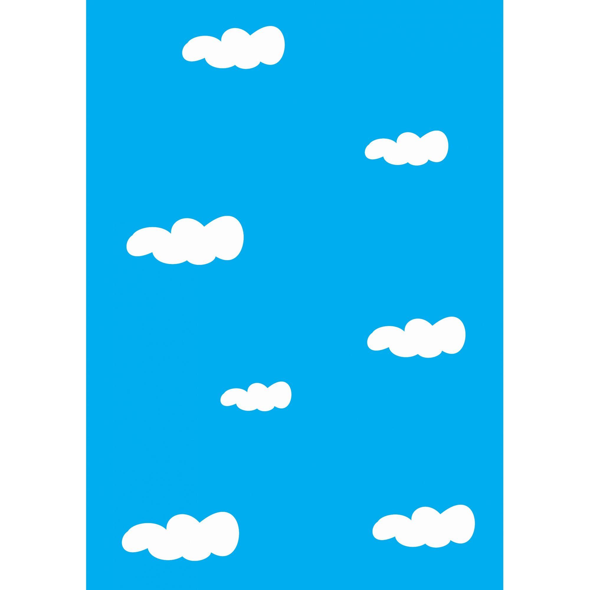 Papel de Parede Nuvem CO-221 Cole Aí