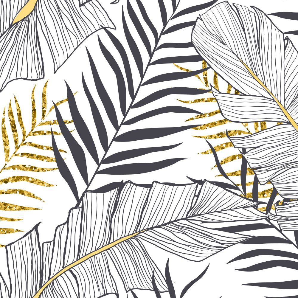 Papel de Parede Tropical CO-02 - Cole Aí